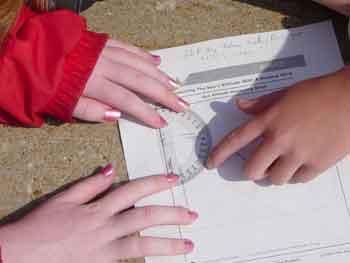 Measuring the Sun's Altitude Angle